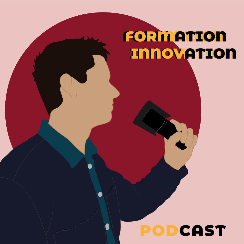 illusttation podcast formation innovation