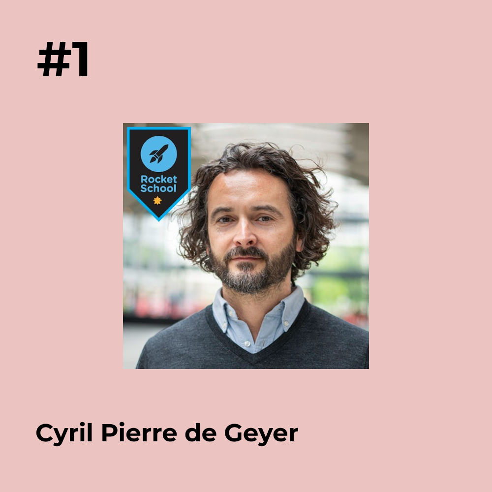 Cyril Pierre de Geyer podcast
