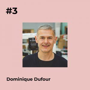 Dominique Dufour podcast