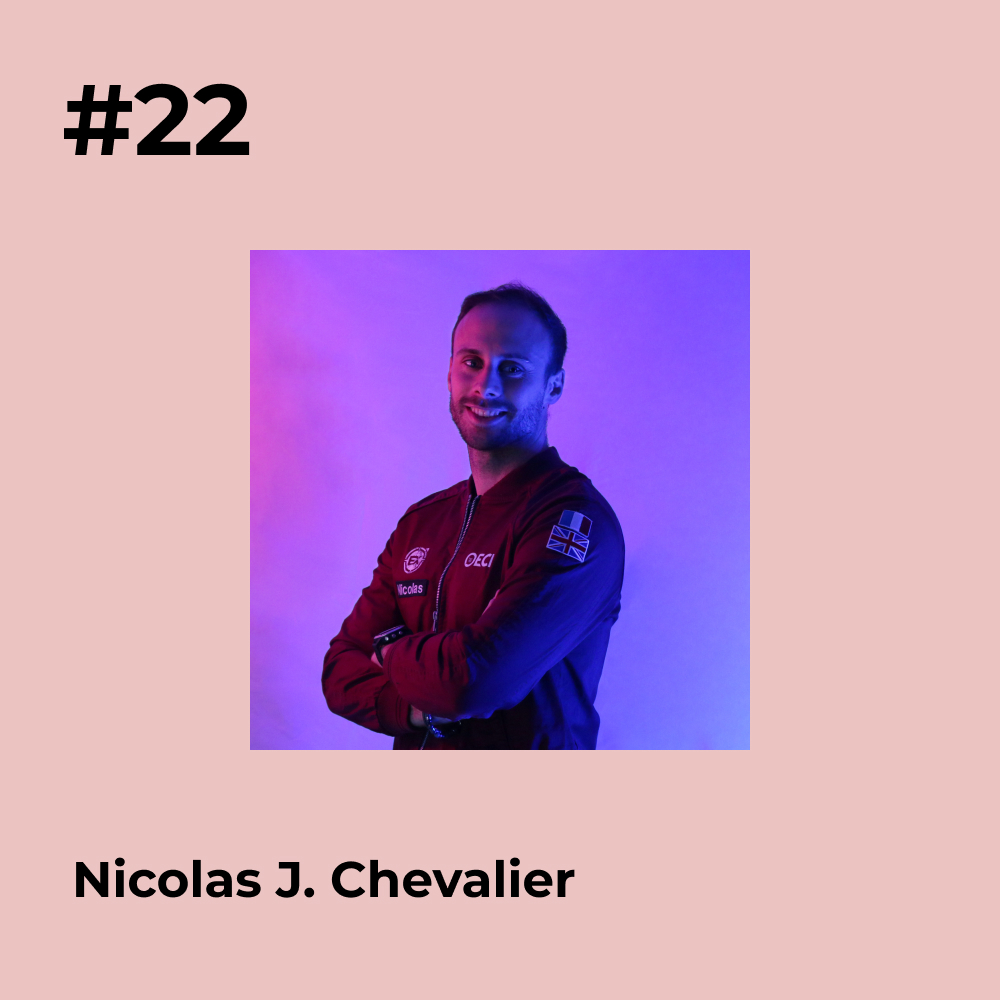 Nicolas J. Chevalier